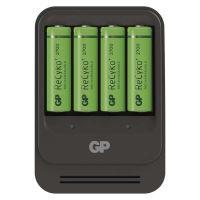 nabíječka baterií GP PB570 + 4AA NiMH2700