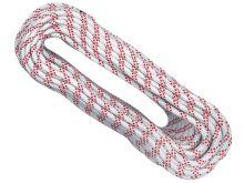 lano STATIC 11 bílé délka 60m