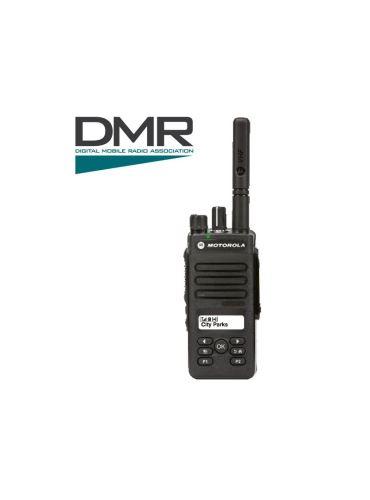 radiostanice přenosná digitální MOTOROLA DP2600E VHF