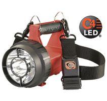 svítilna ruční nabíjecí VULCAN LED ATEX 180lm-s nabíječi 230/12V